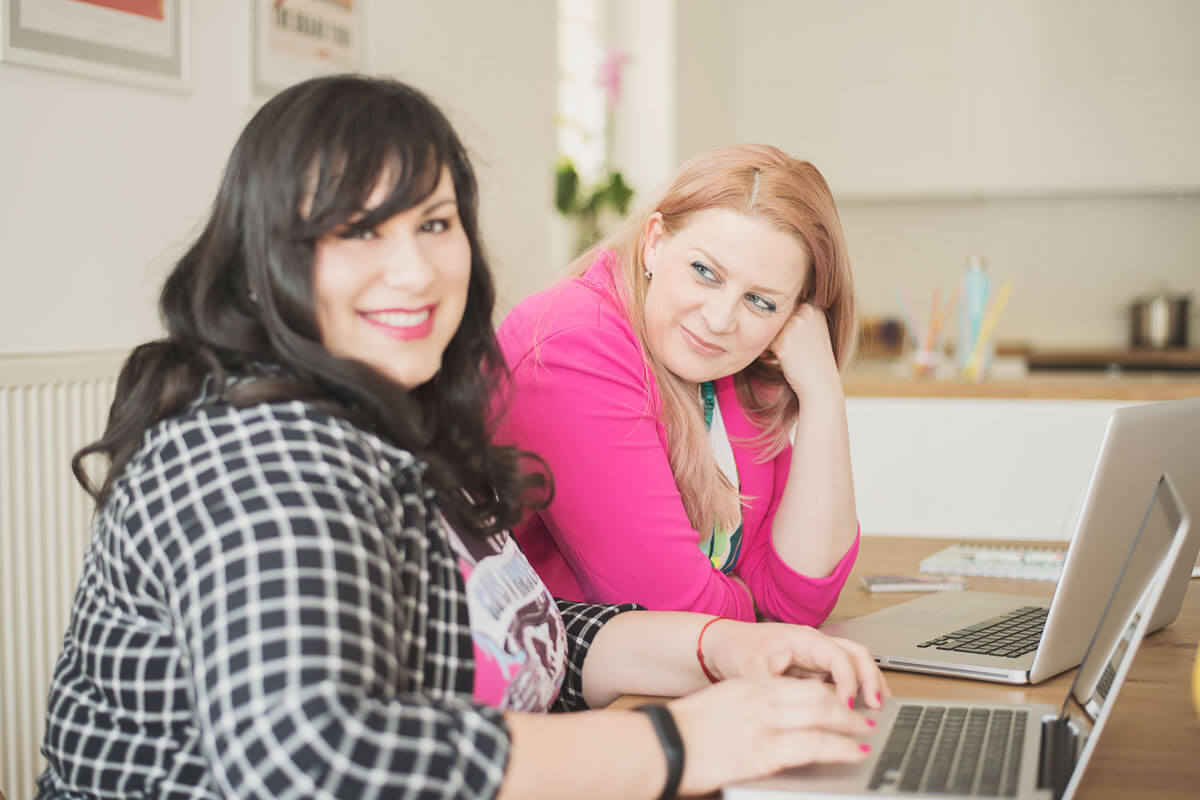 Online marketingová agentúra | Juicy Ladies